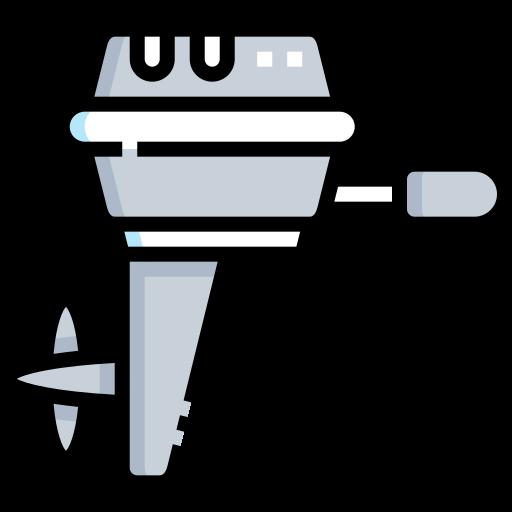 보트 엔진  무료 아이콘