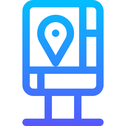 Wayfinding  free icon