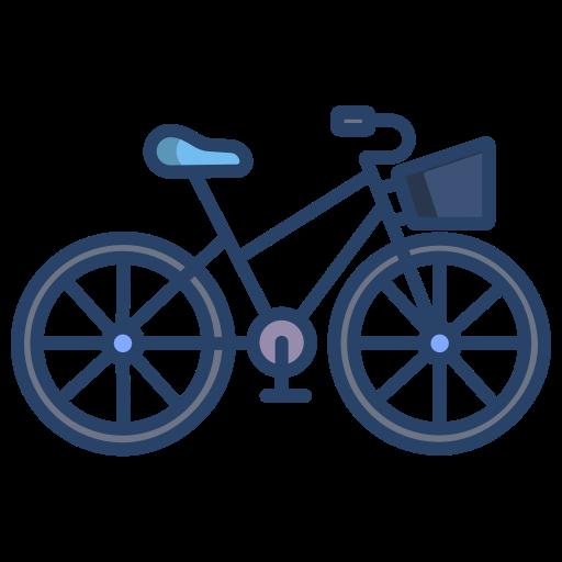 bicyclette  Icône gratuit