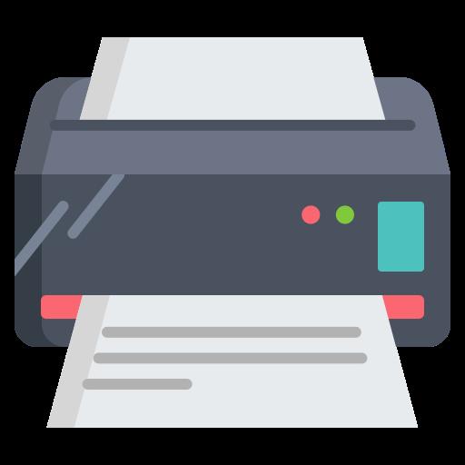 impressora  grátis ícone