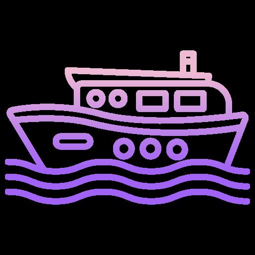 bateau  Icône gratuit