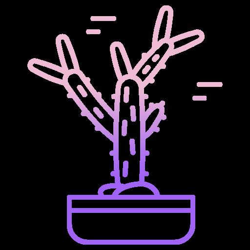 Cactus  free icon