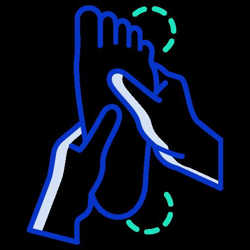 Massage  free icon