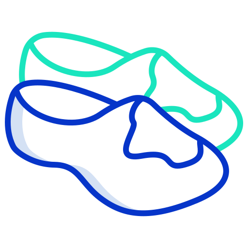 Clogs  free icon