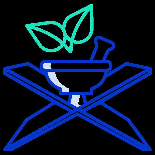 Ayurveda  free icon