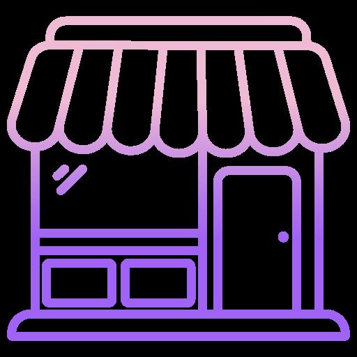 Coffee shop  free icon