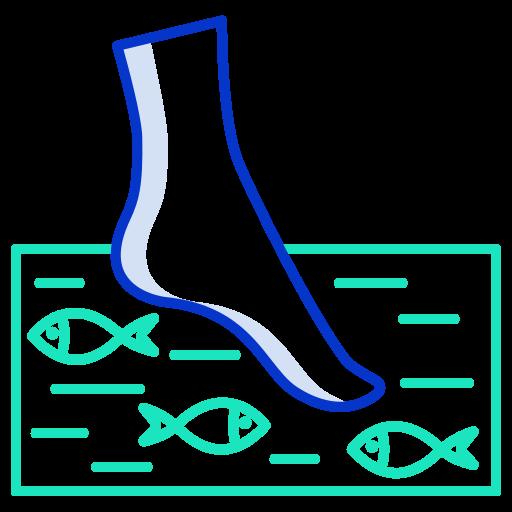 Fish spa  free icon