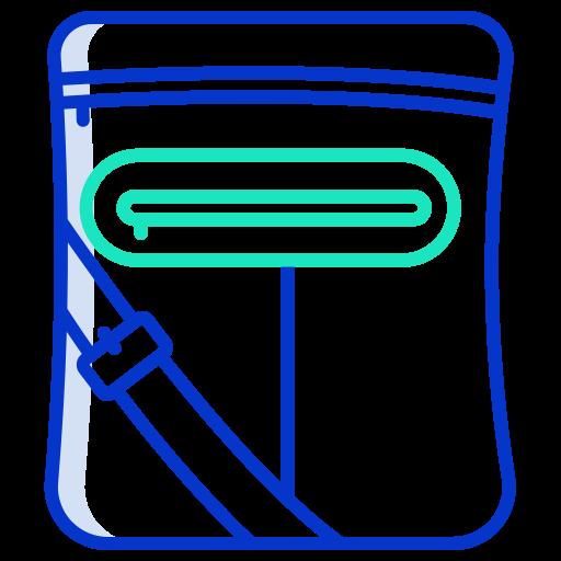 Shoulder bag  free icon