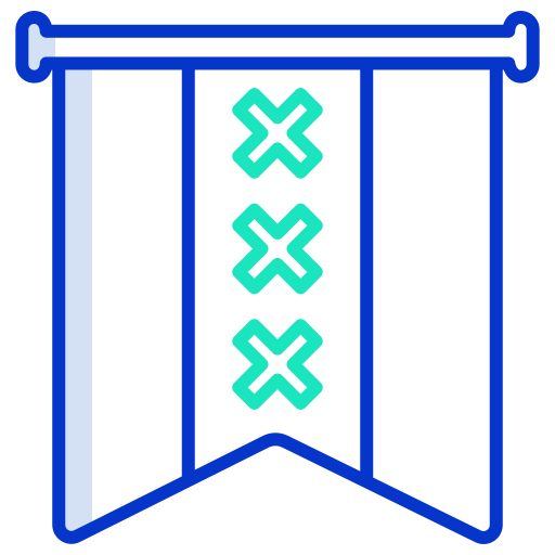 Pennant  free icon