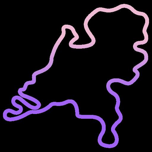 Netherlands  free icon