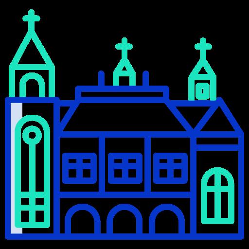 Peace palace  free icon