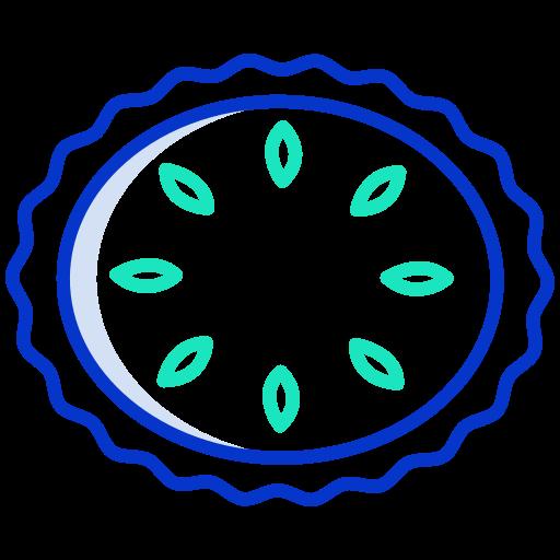 Pie  free icon