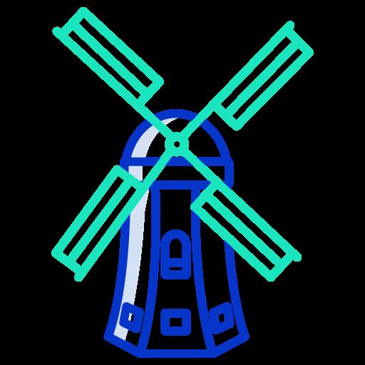 Windmill  free icon