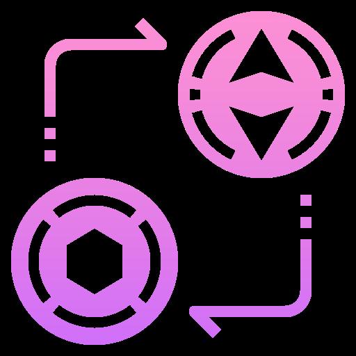 Ether  free icon