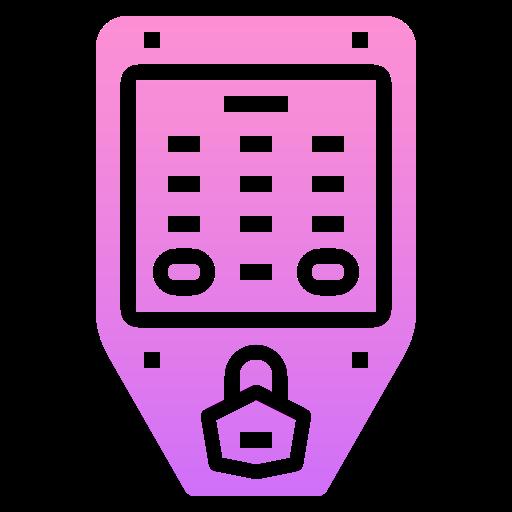 billetera digital  icono gratis
