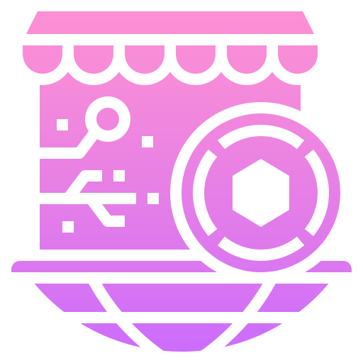 Market  free icon