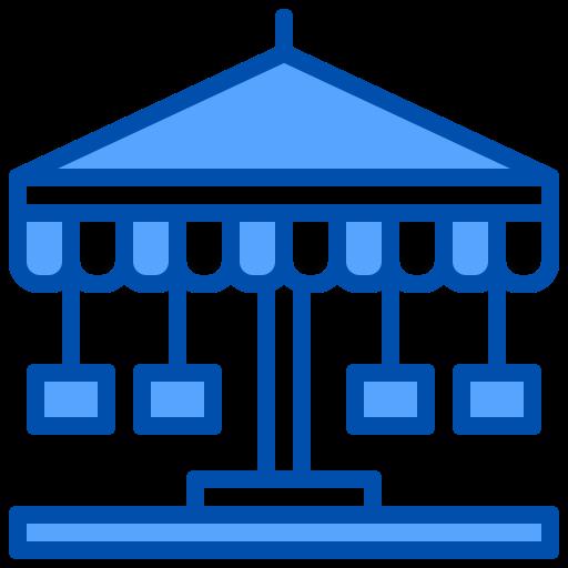 Carousel  free icon