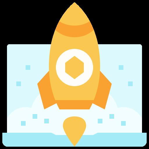 로켓  무료 아이콘