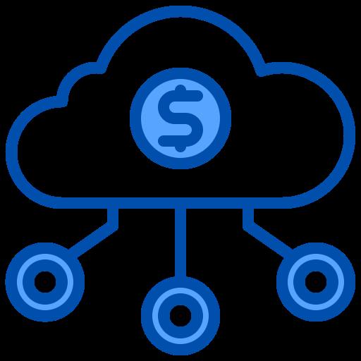 Cloud  free icon