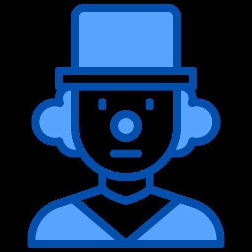 Clown  free icon