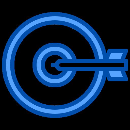 Dartboard  free icon