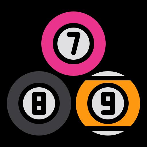 Billiard  free icon