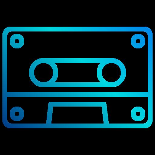 Cassette  free icon