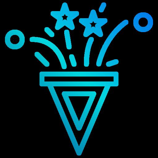 konfetti  kostenlos Icon