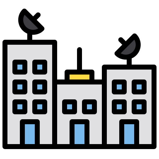 büro  kostenlos Icon