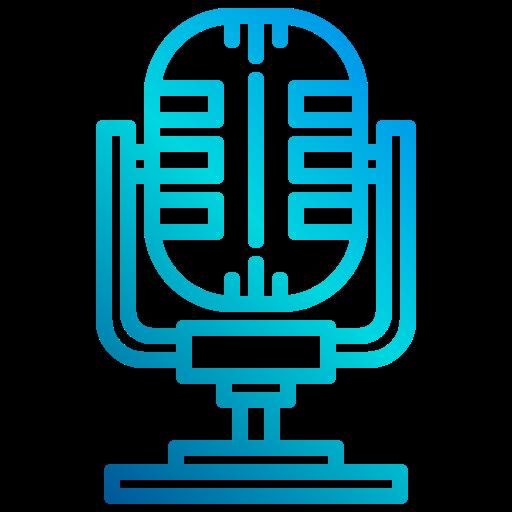 microphone  Icône gratuit
