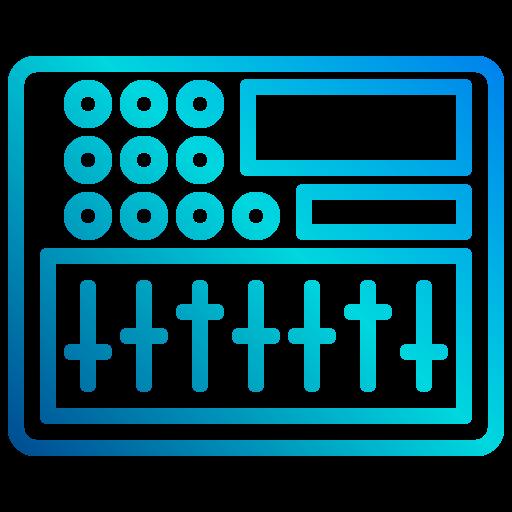 mixer  Icône gratuit