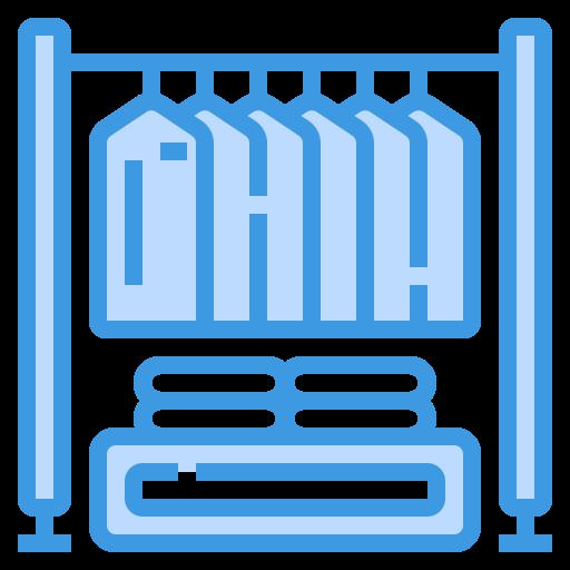 Clothes rack  free icon