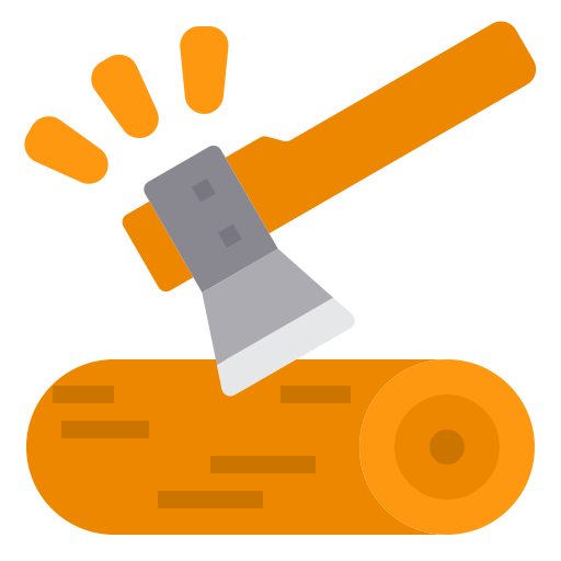 desmatamento  grátis ícone