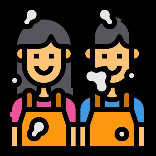 Housekeeper  free icon