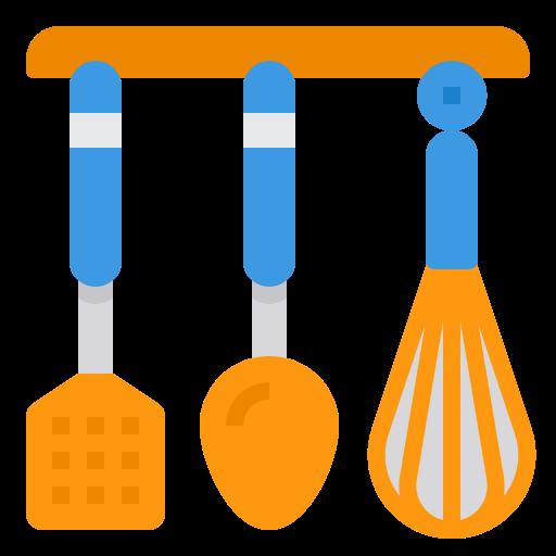 ustensiles de cuisine  Icône gratuit