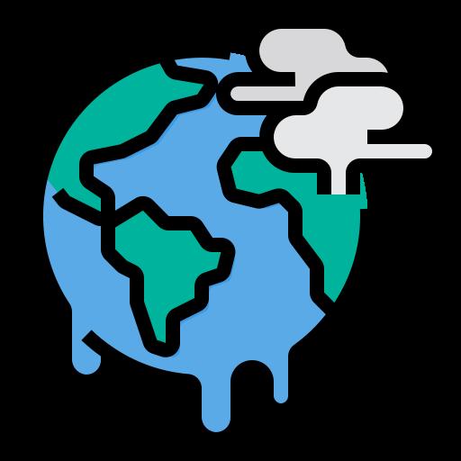 지구 온난화  무료 아이콘