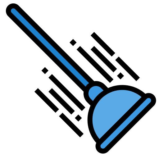 Plunger  free icon