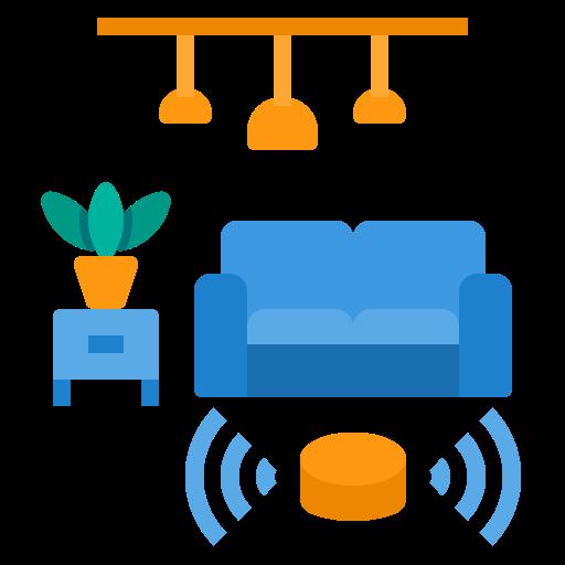sala de estar  grátis ícone