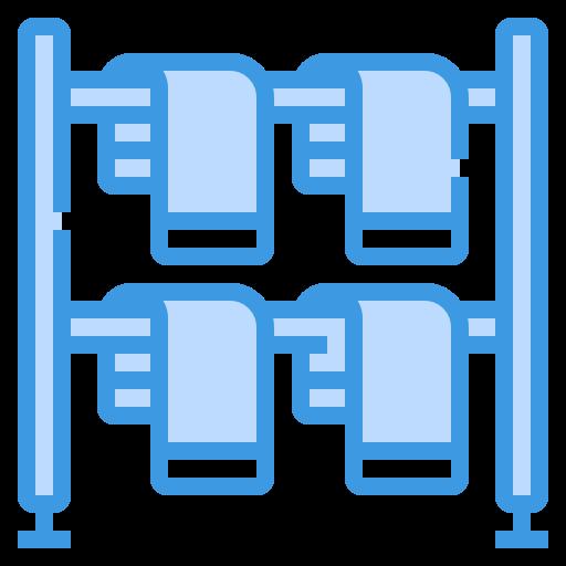 Towel rack  free icon