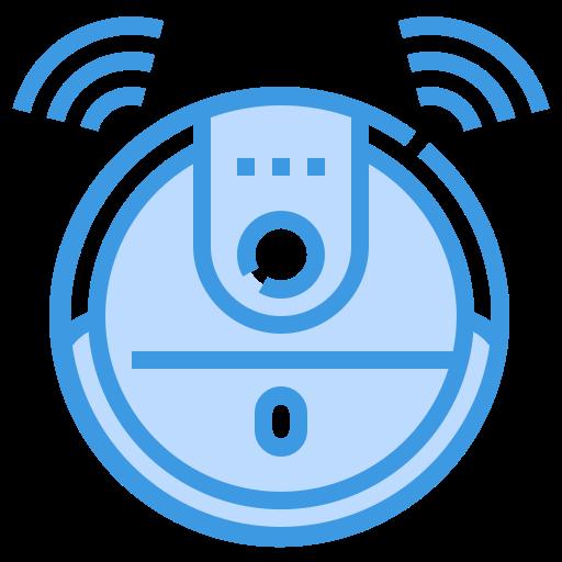 Robot vacuum cleaner  free icon