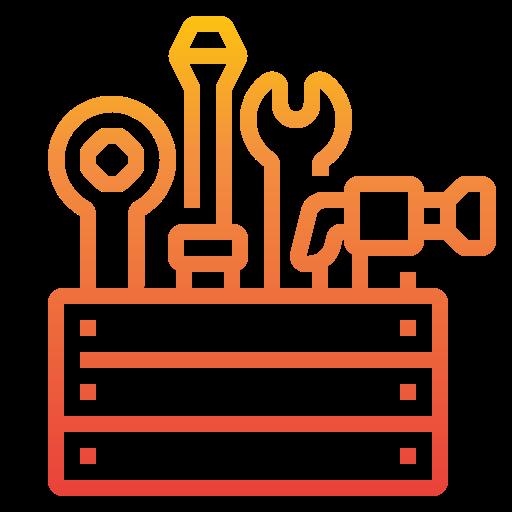 caixa de ferramentas  grátis ícone