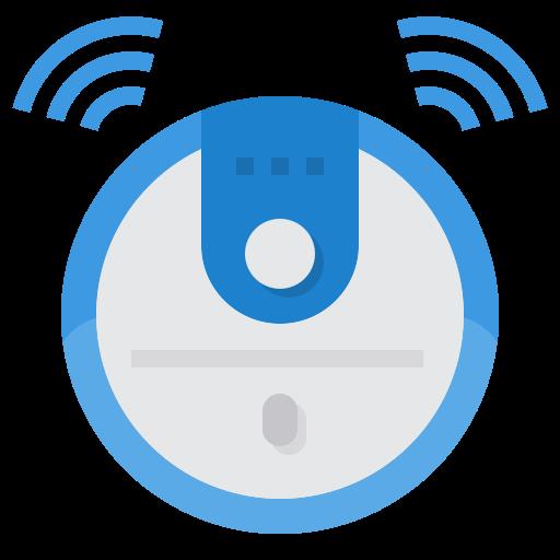 로봇 청소기  무료 아이콘