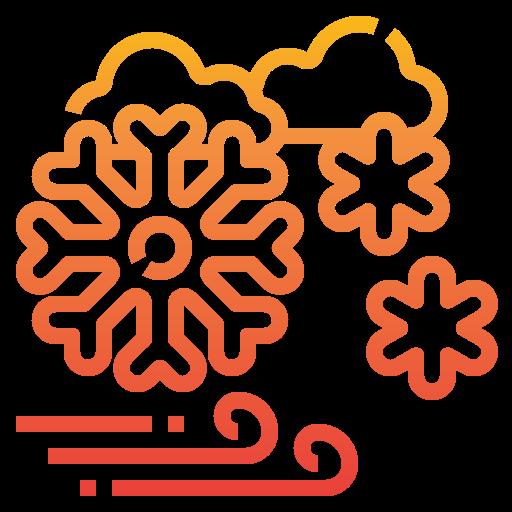 floco de neve  grátis ícone