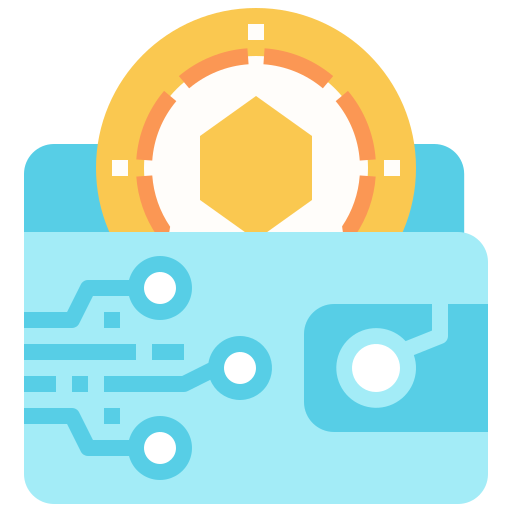 디지털 지갑  무료 아이콘