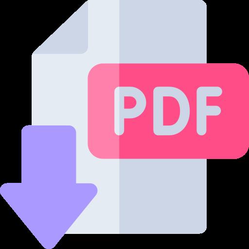 télécharger le pdf  Icône gratuit