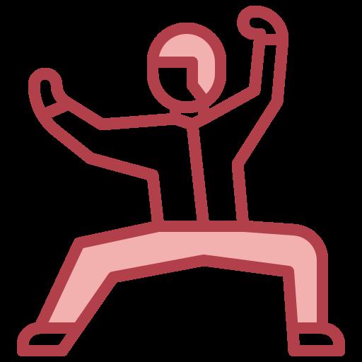Tai chi  free icon