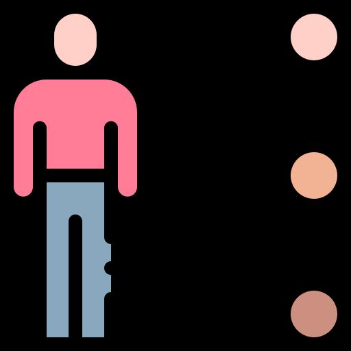 Skin  free icon