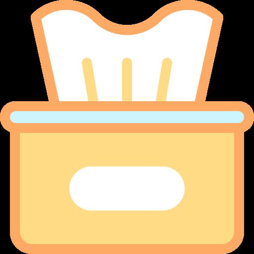 Tissue  free icon