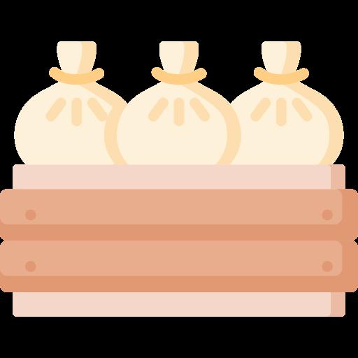 Dumpling  free icon