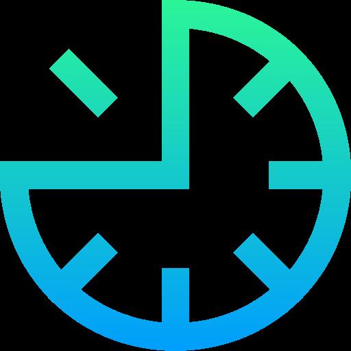 dreiviertel  kostenlos Icon